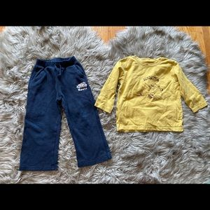 Roots two piece lot